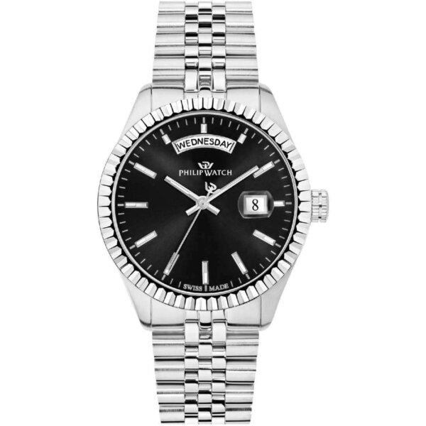 Orologio uomo solo tempo Philip Watch R8253597067